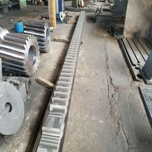 sales forging gear parts internal spur gear and driving gear