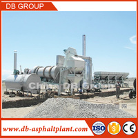2015 Hot Sale in Thailand!! Construction Machinery DHB40 Mobile Asphalt Mixing Plant Machine