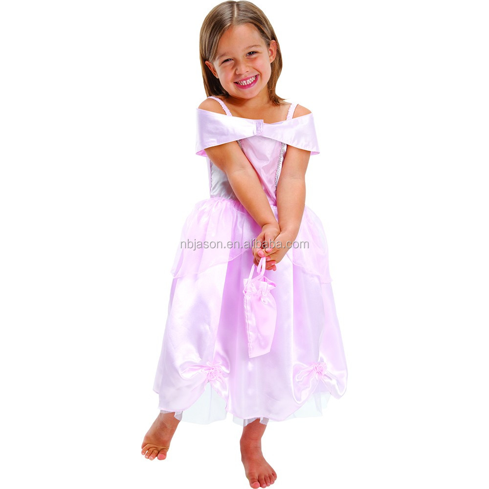 Princess Girls Fancy Dress Photos Kids Costume Childrens Child Outfit 3-8 Years