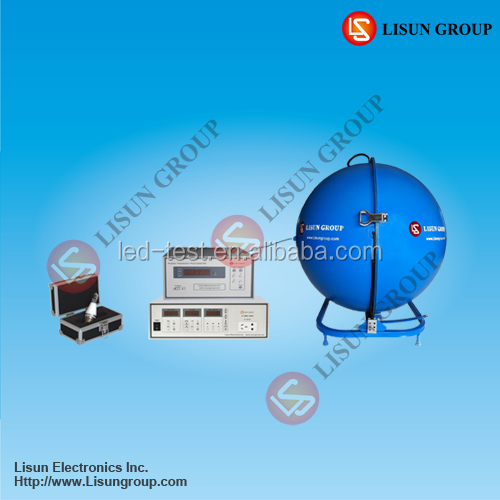 LSRF-1 Lamp Flickering Test meter with integrating sphere for General Lighting Services Performance measurement