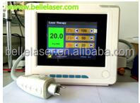 Photoelectric physiotherapy Instrument with laser therapy and electrotherapy
