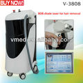 2016 Latest Hair removal Diode Laser 808 nm
