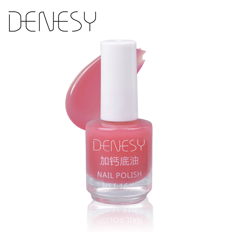 DENESY Nail polish NATURAL NAIL STRENGTHENER oily nail polish