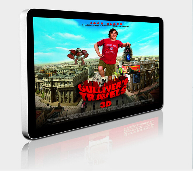2016 Hot Selling 18.5 Inch LDE Digital Signage Media Player,Advertising Display Screen