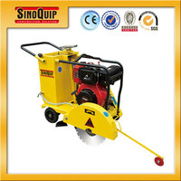 8.8hp portable gasoline concrete road cutter with ey32 robin gasoline engine