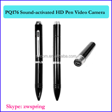1280 x 960 high resolution spy camera pen with audio detection