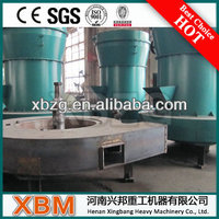 XBM Widely Used Mineral Raymond Mill For Barite/Gypsum