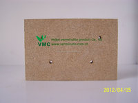 Light-weight Vermiculite Thermal Insulation Board for Fireplaces