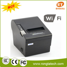 Restaurant ordering machine pos thermal bill printer RP80W with wireless