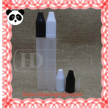 Hot sale mini sample bottle empty perfume bottles 15ml plastic medicine bottle