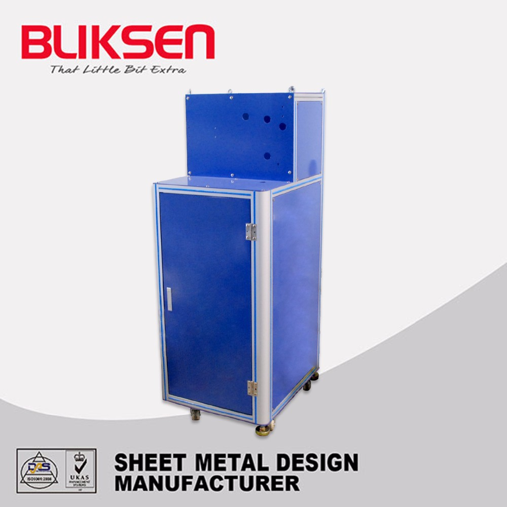 A direct manufacturer customize metal tool storage box with wheels