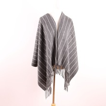 Fashion women wear plain scarf and shawl