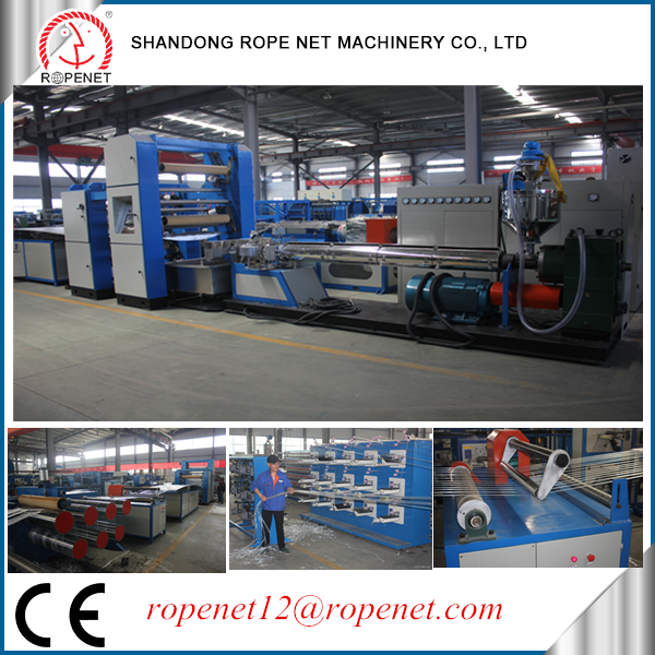 PP Monofilament/raffia/string/tape/film/ twine Yarn Extruder Machine/ rope Extrusion machine Line making production equipment