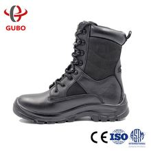 S4 Gain Leather wear resistant military camouflage boots