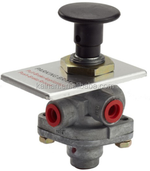Hand brake switch Control Valves Assembly 1-48460-198-0 1484601980 for japanese truck cxz81