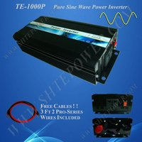 1000W solar power inverter dc 24v to ac 220v