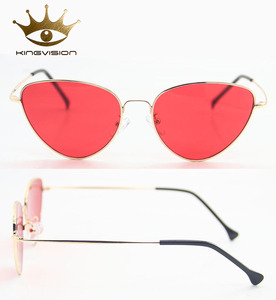 European trendy custom promotional uv protected sunglasses