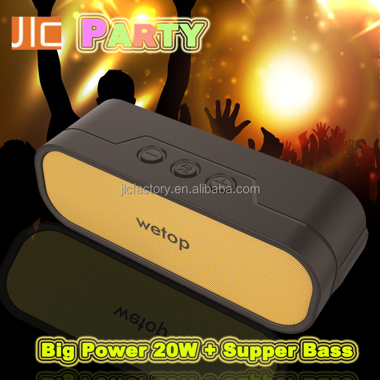 4.0 Bluetooth Speaker mini microphone portable speaker