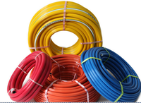 Pressure resistant anti-erosion air pvc gas hose flexible for pvc pipe manufacturer