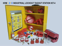 ELECTRICAL & MECHANICAL LOCKOUT TAGOUT KIT