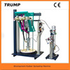 Bicomponent Rubber Spreading Machine / Extruder Silicon Machine