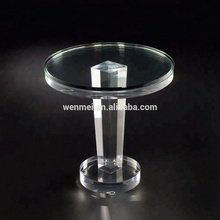 Elegant Design Acrylic Coffee Side Table