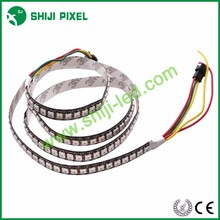 Programmable SMD 5050 led strip addressable ws2812b rgb pixel ws2811 led flexible strip - 144 Leds