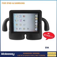 luxury eva durable tablet case for ipad 2 3 4