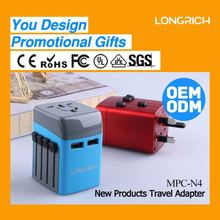 LongRich,mobile phone usb travel power adapter,team fortress promotional items