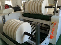 HJY-FQ15 jumbo roll a4 photocopy paper slitting machine