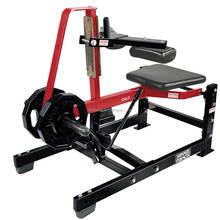 Commercial Gym Equipment Hammer Strength <strong>Plate</strong> Loaded Seated Calf Raise