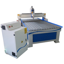 Wood CNC Router Machine 3KW with T-slot working table