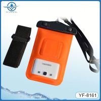 High quality waterproof armband case for mobile phone iphone 5/5s