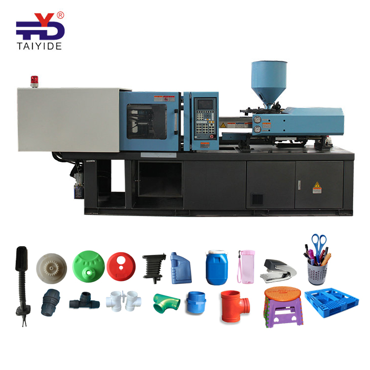 88ton plastic basket pet preform spoon plastic box crate chair making machine mini injection molding machine