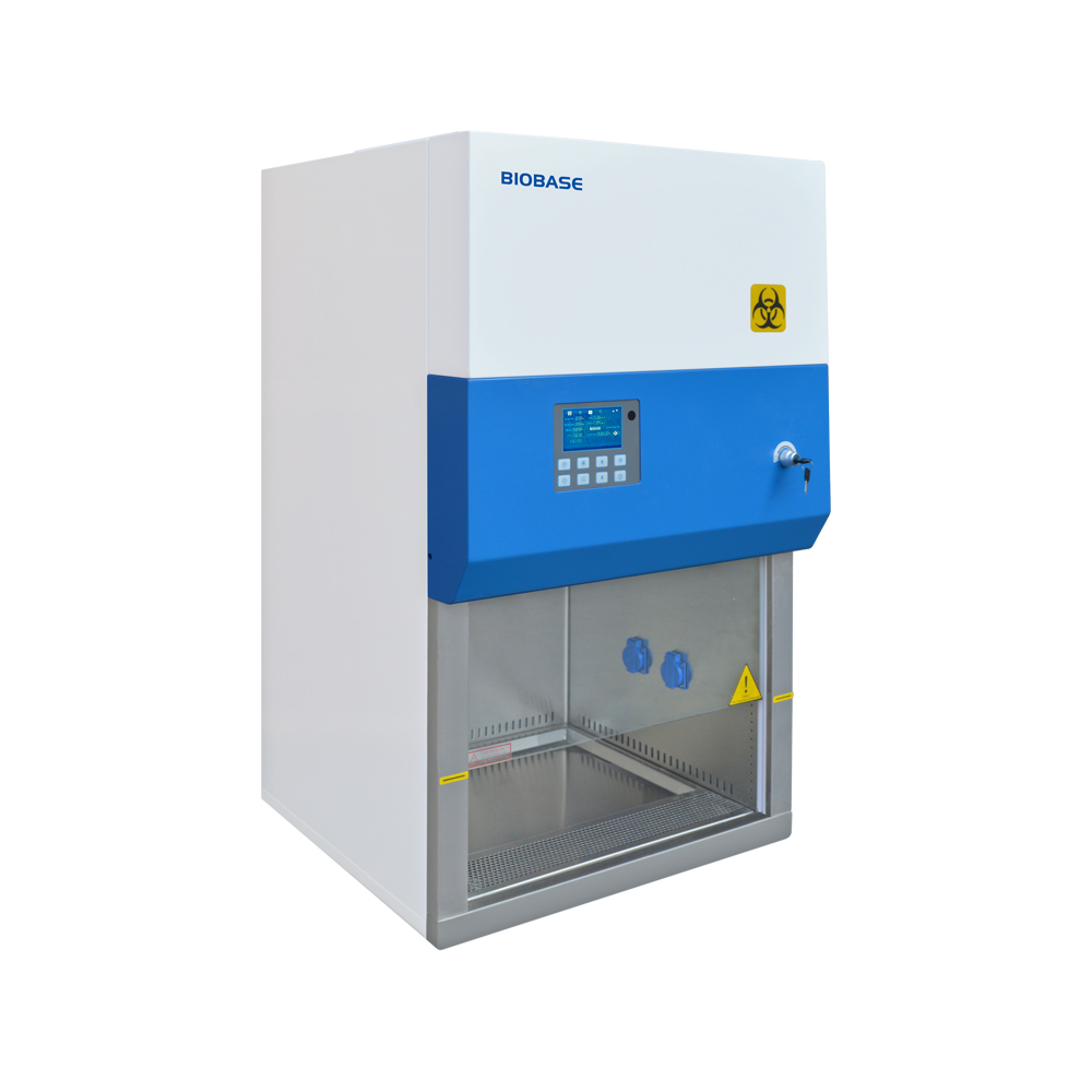 BIOBASE Class II A2 LCD display Biosafety Cabinet with HEPA filter