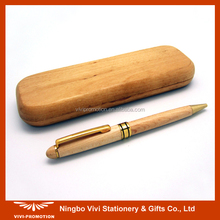 Luxury Design Wooden Ball Pen for Business Gift (VWP010)