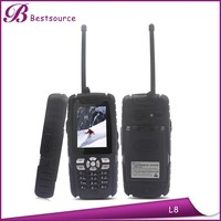 Pocket cell phone walkie talkie, car key mobile phone, big kyeboard mobile for elderly