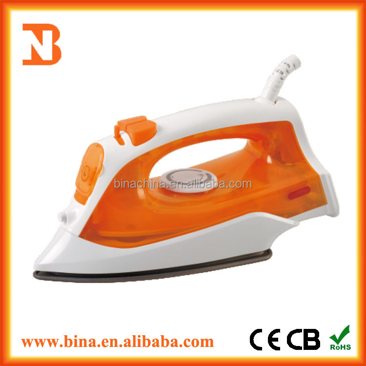150ml Mini Bolier Handy Clothes Standing Steam Iron