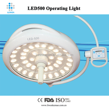 2014 MEDICAL FAIR in Singapore led surgical lamp