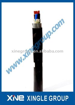 PVC Insulated Armoured Cable 0.6/1KV
