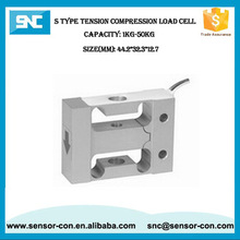 1kg batching scale s type force sensors load cell
