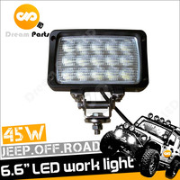 45w Square Flood Mechanical Led Mechanics