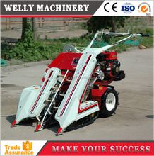 Fuel-efficient price of mini rice combine harvester