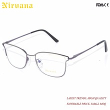 latest fashion metal optical spectacle frame