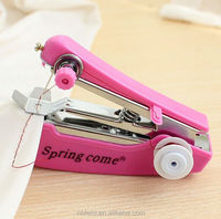 High quality best selling mini handheld sewing machine pocket sewing machine