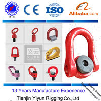 wind generator Hoist ring , Rigging Swivel Lifting Eyes , Swivel Lifting Eye Bolts for wind generator