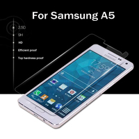 Premium 9H 2.5D 0.3mm Tempered Glass Screen Protector for Samsung Galaxy A3 A5 A7 A8 J1 J5 J7 Core 2 G355H Explosion oem/odm