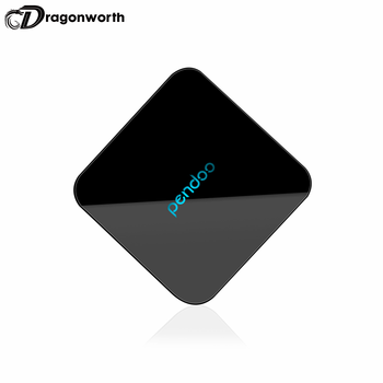 pendoo X10 pro Amlogic S912 3G 32G Android 7.1 android HDD Player  2019 mini tv box with KD player 17.3 android tv box