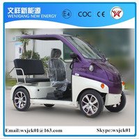 Mini electric motor coach New energy electric car