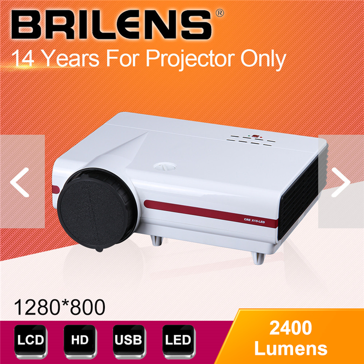"Large 300"" screen auto focus projector"